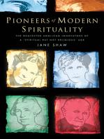 Pioneers of Modern Spirituality