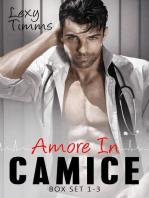Saving Forever - Amore In Camice Box Set (#1-3)