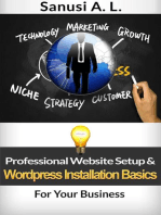 Professional Website Setup & Wordpress Installation Basics for Your Business