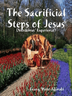 The Sacrificial Steps of Jesus