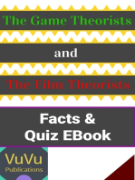 The Game Theorists and Film Theorists Fact and Quiz Ebook