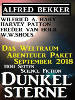 Weltraum Abenteuer Paket September 2018