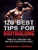 120 Best Tips for Bodybuilding