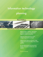 Information technology planning Third Edition