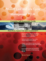 Product Cost and Life Cycle Management PCLM Complete Self-Assessment Guide