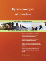 Hyper-converged infrastructure Standard Requirements