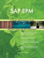 SAP EPM Complete Self-Assessment Guide
