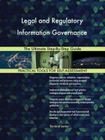 Legal and Regulatory Information Governance The Ultimate Step-By-Step Guide