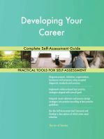 Developing Your Career Complete Self-Assessment Guide