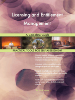 Licensing and Entitlement Management A Complete Guide