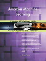 Amazon Machine Learning Complete Self-Assessment Guide