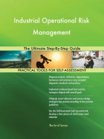 Industrial Operational Risk Management The Ultimate Step-By-Step Guide