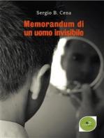 Memorandum di un uomo invisibile