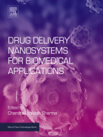 Drug Delivery Nanosystems for Biomedical Applications