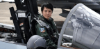 Woman Flies Fighter Plane Through Japan Air Force's Glass Ceiling