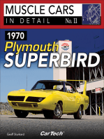 1970 Plymouth Superbird: Muscle Cars In Detail No. 11