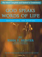 God Speaks Words of Life
