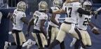 Chargers Struggle In 36-7 Loss To Saints