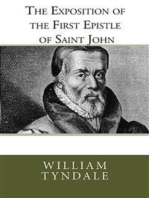 The Exposition of the First Epistle of John