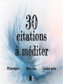 Read 30 Citations A Mediter Online By Collectif And Fv Editions Books