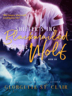 Blackmailed By The Wolf