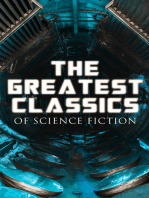 The Greatest Classics of Science Fiction