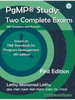 PgMP® Study