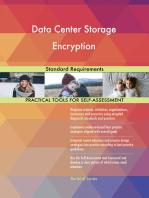 Data Center Storage Encryption Standard Requirements