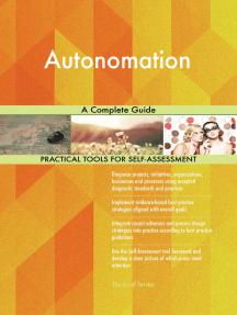 Autonomation A Complete Guide