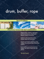 drum, buffer, rope Second Edition