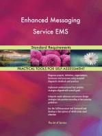 Enhanced Messaging Service EMS Standard Requirements