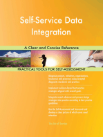 Self-Service Data Integration A Clear and Concise Reference