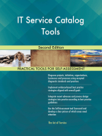 IT Service Catalog Tools Second Edition