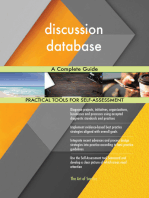 discussion database A Complete Guide