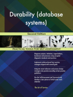 Durability (database systems) Second Edition