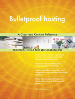 Bulletproof hosting A Clear and Concise Reference