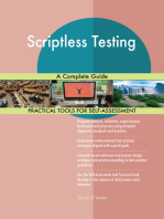 Scriptless Testing A Complete Guide