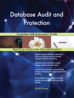 Database Audit and Protection Complete Self-Assessment Guide
