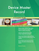 Device Master Record A Complete Guide