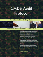 CMDB Audit Protocol The Ultimate Step-By-Step Guide