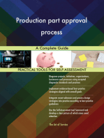 Production part approval process A Complete Guide