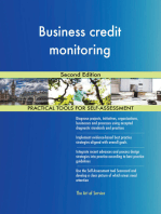 Business credit monitoring Second Edition