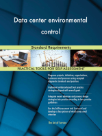 Data center environmental control Standard Requirements