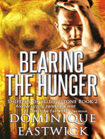 Bearing the Hunger (Shifters of Yellowstone Book 2)