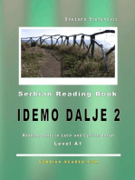 "Serbian Reading Book ""Idemo dalje 2"""