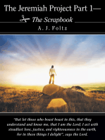 The Jeremiah Project Part 1—The Scrapbook