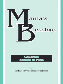 Mama's Blessings