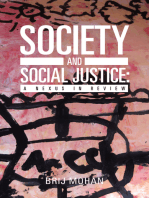 Society and Social Justice