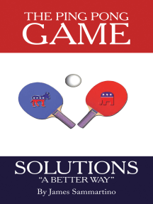 """The Ping Pong Game: Solutions """"A Better Way"""""""