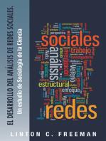 El Desarrollo Del Análisis De Redes Sociales.: Un Estudio De Sociología De La Ciencia